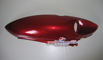 Carrier  Assy Left Body Side Red BT49QT-7 F29/1